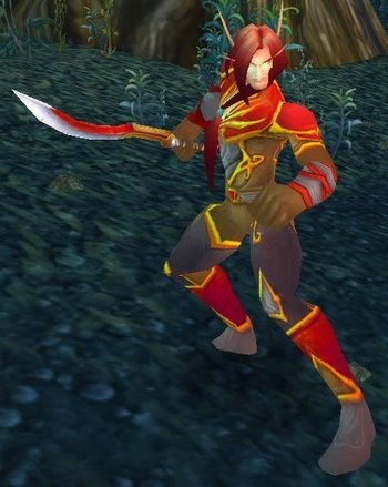 Blood Elf Scout