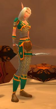 Ranger Sallina