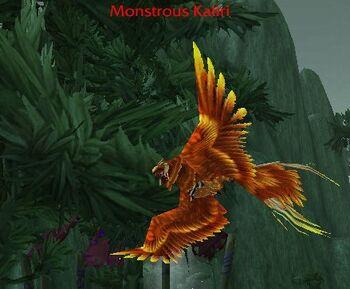 Monstrous Kaliri