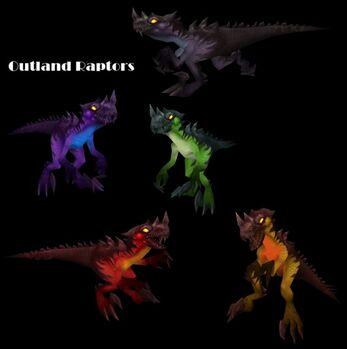 Outlandraptorst