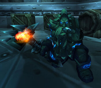 Iron Thane Furyhammer