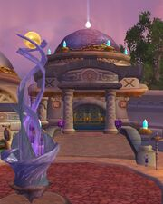 Dalaran bank south