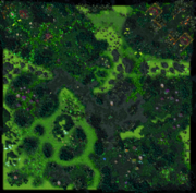 A Destiny of Flame and Sorrow Map