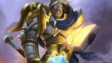 The Story of Uther the Lightbringer Lore