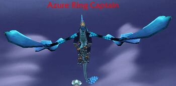 Azure Ring Captain
