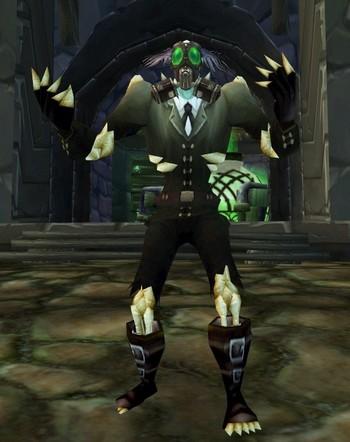 Chief Plaguebringer Harris