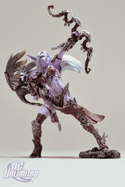 Alathena Moonbreeze with Sorna Action Figure