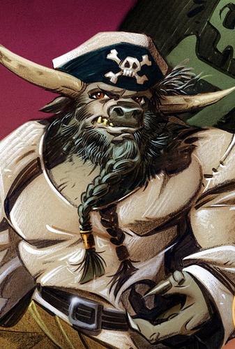 Fleet Master Seahorn