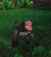 Bomb-Throwing Monkey