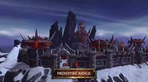 Warlords of Draenor zones