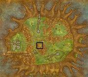 Ban'ethil Barrow Den Map
