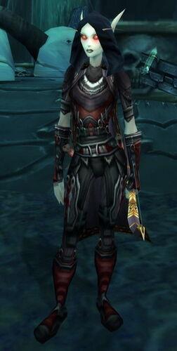 Dark Ranger Kalira