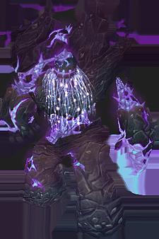 Gemstone colossus