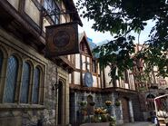Woadside Inn-Warcraft movie set