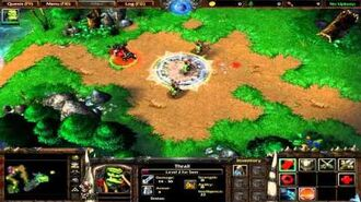 Warcraft III Reign of Chaos Chasing Vision-0