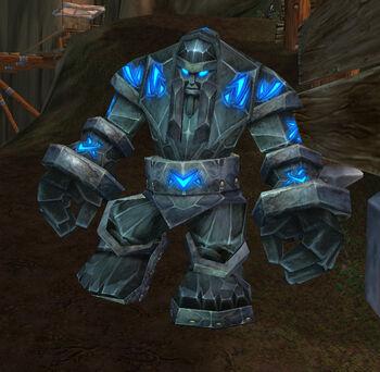 Iron Rune Golem