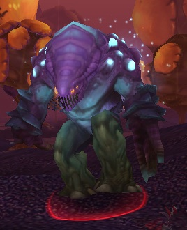 Starving Fungal Giant