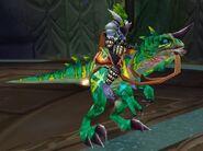 Emerald Raptor