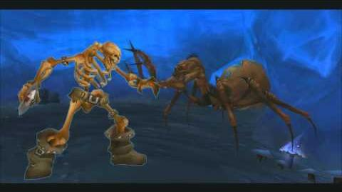 WoW Pro Lore War of the Spider-0