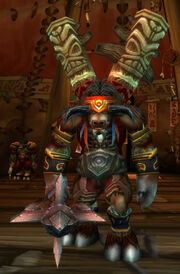 Baine Bloodhoof Cataclysm