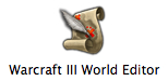 Warcraft III World Editor icon