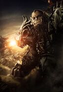 Warcraft Textless Character Poster 07