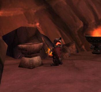 Dark Iron Laborer