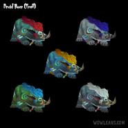 Druid Bear Troll