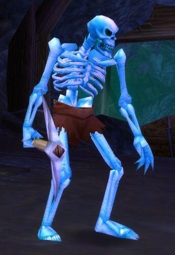Skeletal Miner