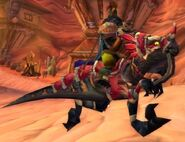 Black War Raptor