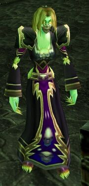 Chief Apothecary Hildagard