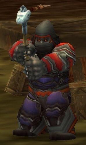 Dark Iron Antagonist