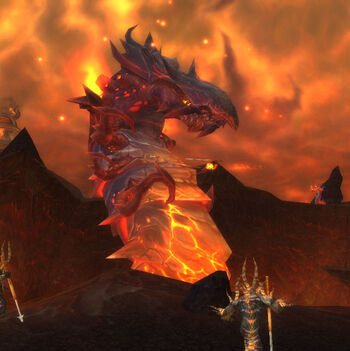 Lava Monstrosity