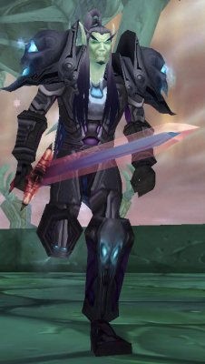 Darkfallen Bloodbearer