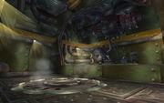 Goblin Workshop - inside