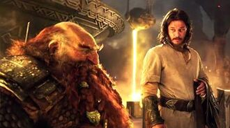 WARCRAFT Featurette - Real Sets (2016) Epic Fantasy Movie HD