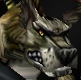 Gnoll face