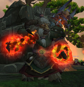 Ordon Fire-Watcher
