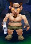 Captured Gnome