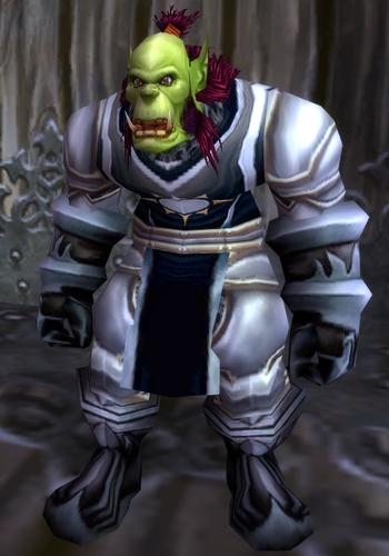 Lieutenant Rukag