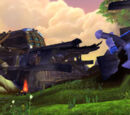 Skyfire Crash-Site
