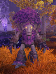 Tree of Life - Night Elf (Cata)