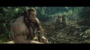 Warcraft - Durotan & Orgrim Discuss - Own it 9 27 on Blu-ray