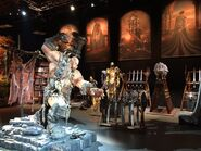 Warcraft movie tour room from Duncan Jones