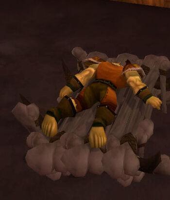 Dead Orc Scout