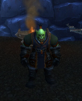 Innkeeper Krum
