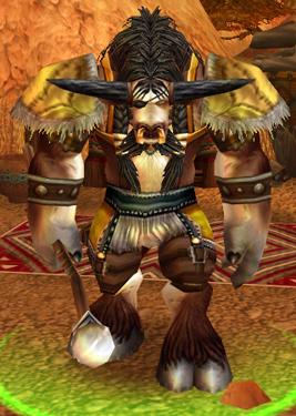 Omusa Thunderhorn