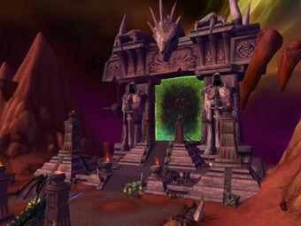 Darkportal-outlandside