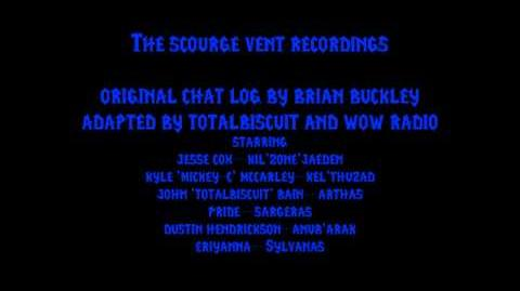 The Scourge Vent Recordings