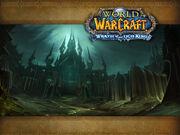 Icecrown Citadel loading screen